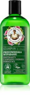 Babushka Agafia Anti Hair-Loss sampon fortifiant impotriva caderii parului