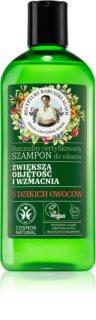 Babushka Agafia Volume & Strengthening 5 Wild Berries shampoing fortifiant pour donner du volume