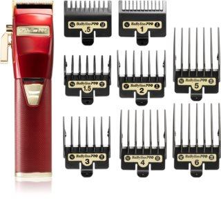 BaByliss PRO FX8700RE Red profesionálny zastrihávač vlasov