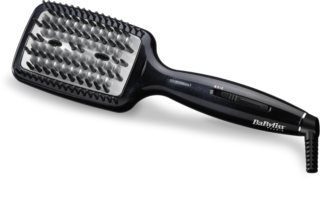 BaByliss Smoothing Heated Brush HSB101E  Glättungsbürste für das Haar