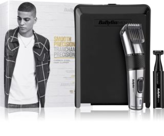 BaByliss For Men E977E Smooth Precision tondeuse cheveux et barbe