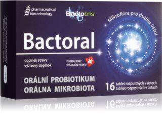 Bactoral Bactoral doplněk stravy s probiotiky pro doplnění ústní mikroflóry