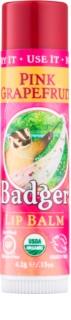 Badger Classic Pink Grapefruit balsamo labbra