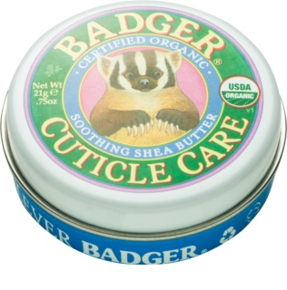 Badger Cuticle Care balsamo per mani e unghie