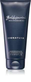 Baldessarini Signature Body and Hair Shower Gel for Men