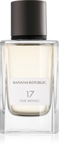 Banana Republic Icon Collection 17 Oud Mosaic eau de parfum mixte