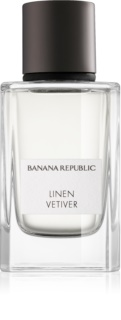 Banana Republic Icon Collection Linen Vetiver Eau de Parfum mixte