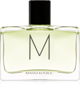 Banana Republic Banana Republic M eau de parfum para homens