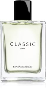 Banana Republic Classic Classic Green Eau de Parfum unisex