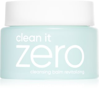 Banila Co. clean it zero revitalizing baume démaquillant et purifiant pour la régénération de la peau