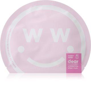 Banila Co. dear hydration Máscara em folha com efeito hidratante