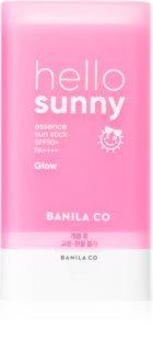 Banila Co. hello sunny glow crème solaire en stick SPF 50+