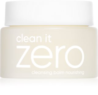 Banila Co. clean it zero nourishing Makeup Removing Cleansing Balm with Nourishing and Moisturizing Effect