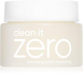 Banila Co. clean it zero nourishing loção facial de limpeza nutrição e hidratação