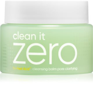 Banila Co. clean it zero pore clarifying Makeup Removing Cleansing Balm For Enlarged Pores