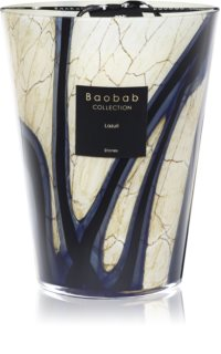 Baobab Stones Lazuli Twins lumânare parfumată