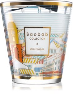 Baobab Cities Saint Tropez scented candle