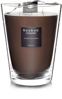 Baobab Miombo Woodlands scented candle