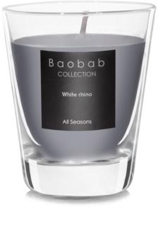 Baobab White Rhino vonná sviečka (votívna)