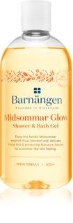 Barnängen Midsommar Glow Shower And Bath Gel