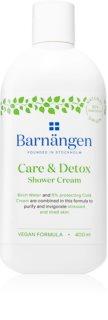 Barnängen Care & Detox povzbudzujúci sprchový krém