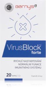 Barnys VirusBlock forte podpora imunity