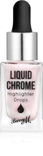 Barry M Liquid Chrome tekući highlighter s kapaljkom