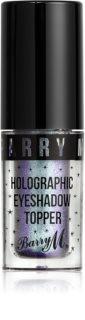 Barry M Holographic Eyeshadow Topper třpytivé oční stíny