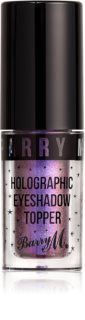 Barry M Holographic Eyeshadow Topper Lidschatten mit Glitter