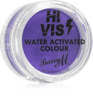 Barry M Hi Vis Water Activated Colour krémové stíny na obličej a tělo