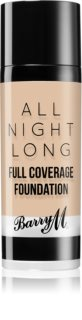 Barry M All Night Long Langtidsholdbar foundation