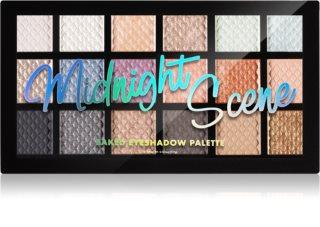 Barry M Midnight Scene paletka očních stínů