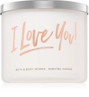 Bath & Body Works Bourbon Sea Salt Caramel scented candle