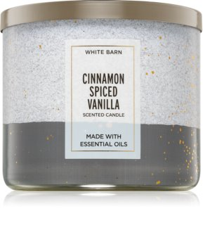 Bath & Body Works Cinnamon Spiced Vanilla scented candle II.