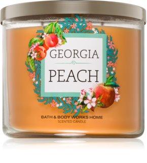 Bath & Body Works Georgia Peach vonná sviečka