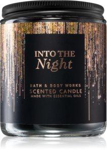Bath & Body Works Into The Night  candela profumata I
