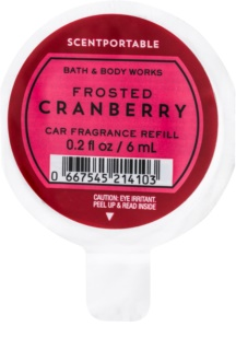 Bath & Body Works Frosted Cranberry car air freshener