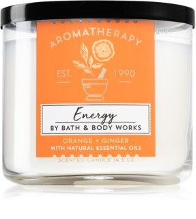 Bath & Body Works Energy Orange Ginger Duftkerze
