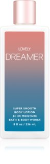Bath & Body Works Lovely Dreamer leche corporal para mujer