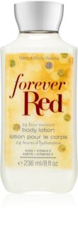 Bath & Body Works Forever Red leche corporal para mujer