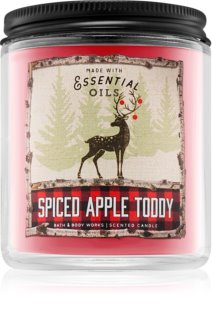 Bath & Body Works Spiced Apple Toddy candela profumata III