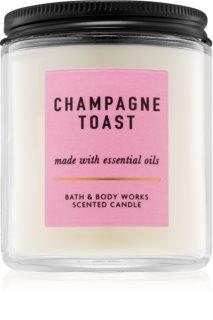 Bath & Body Works Toast αρωματικό κερί ΙΙ.