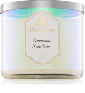 Bath & Body Works Cinnamon Pine Cone scented candle