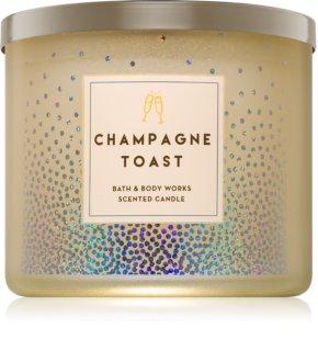 Bath & Body Works Toast świeczka zapachowa