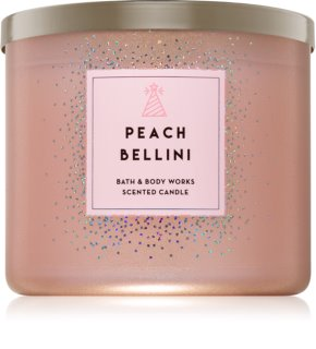 Bath & Body Works Peach Bellini lumânare parfumată