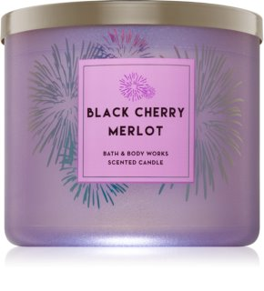 Bath & Body Works Black Cherry Merlot duftkerze
