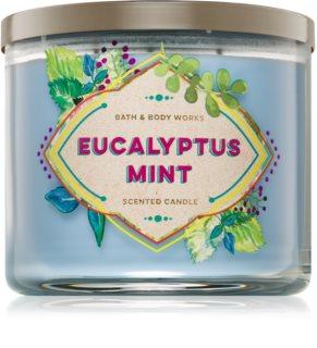 Bath & Body Works Eucalyptus Mint vonná sviečka