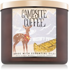 Bath & Body Works Campsite Coffee