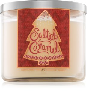 Bath & Body Works Salted Caramel duftkerze