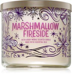 Bath & Body Works Marshmallow Fireside vonná sviečka II.